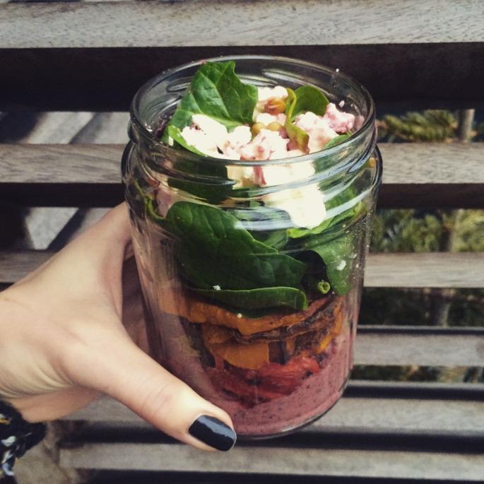 Lunch jar
