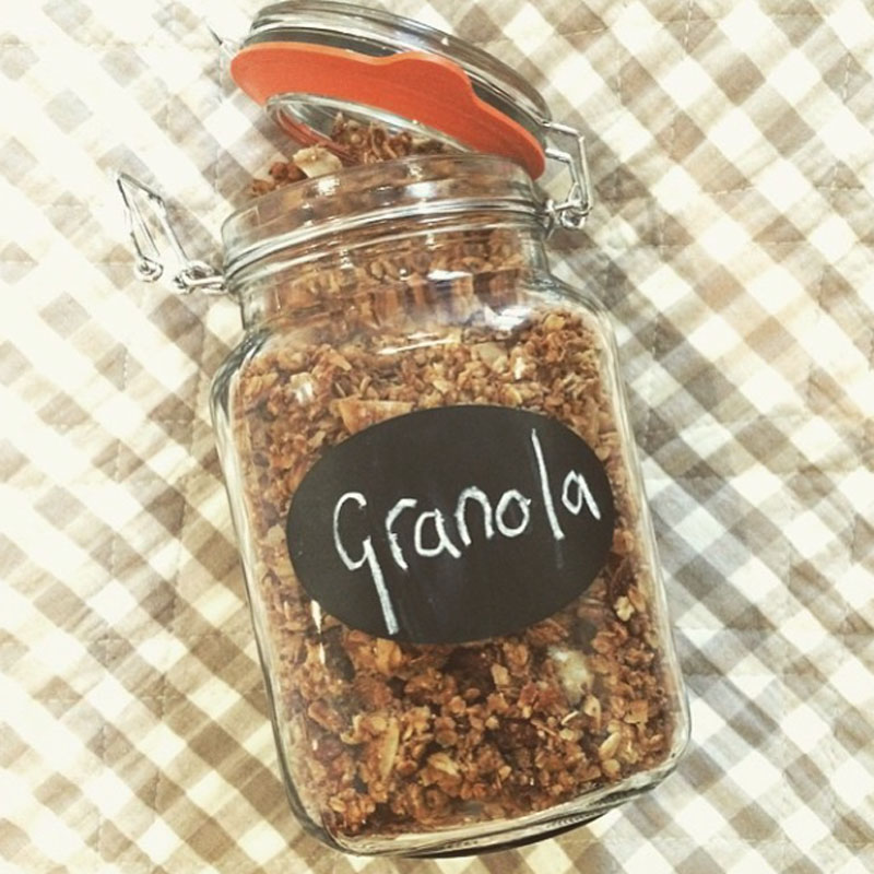 another granola recipe already i am a little bit obsessed with granola ...