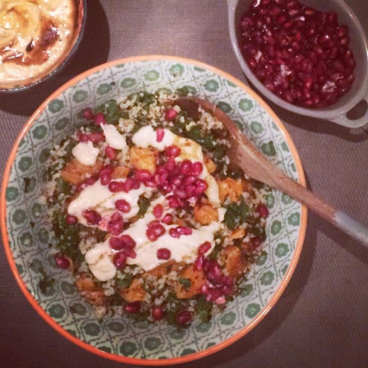 Quinoa tabbuleh