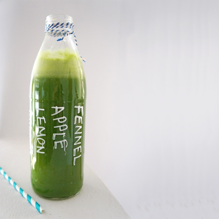 Green Fennel Juice